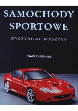 Samochody Sportowe Wyczynowe maszyny