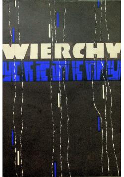 Wierchy. Rok trzydziesty czwarty  1965