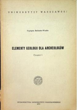 Elementy geologii dla archeologów część 1