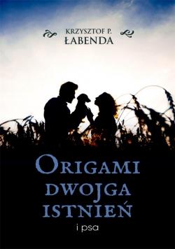 Origami dwojga istnień i psa