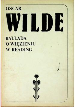 Ballada o więzieniu w Reading
