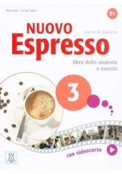 Nuovo Espresso 3 podręcznik + wersja cyfrowa