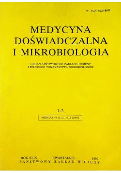 Medycyna doświadczalna i mikrobiologia 1 - 2
