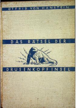 Das Ratsel der Drusenkopf Insel 1930 r.