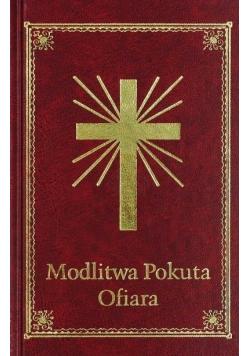 Modlitewnik Modlitwa Pokuta Ofiara
