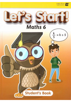 Let's Start Maths 6 SB VECTOR