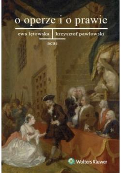 O operze i o prawie