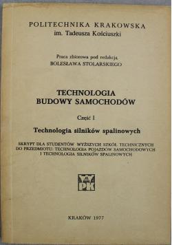 Technologia budowy samochodów cz 1