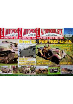 Automobilista Wydanie specjalne 3 numery