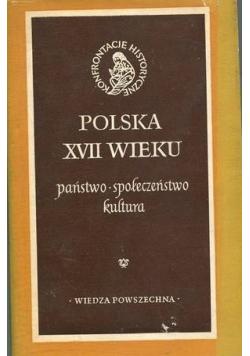 Polska XVII wieku