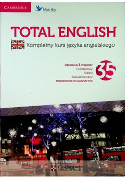 Total English Kompletny kurs języka angielskiego 35