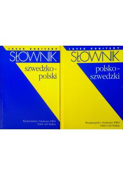 Słownik szwedzko polski vi polsko szwedzki
