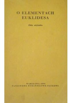 O elementach Euklidesa