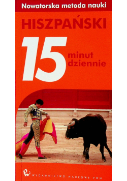 Hiszpański 15 minut dziennie