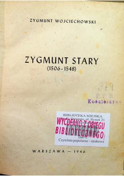 Zygmunt Stary 1946 r.