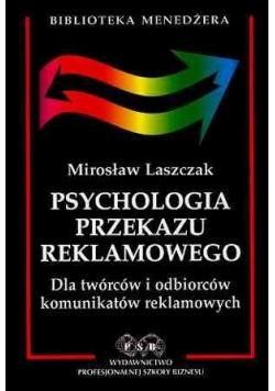 Psychologia przekazu reklamowego