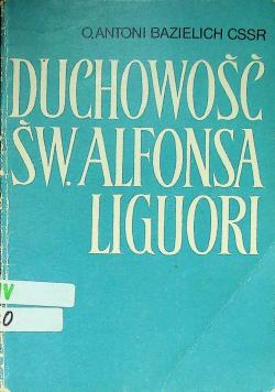 Duchowość św Alfonsa Liguori