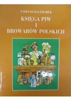 Księga piw i browarów polskich + autograf T Kaczmarek
