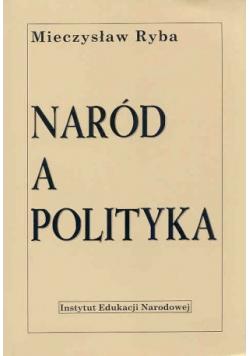 Naród a polityka