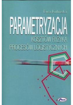 Parametryzacja kosztów ryzyka...