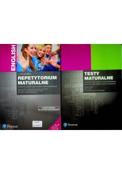 Repet maturalne Angielski LONGMAN/testy maturalne