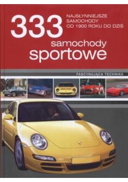 333 samochody sportowe