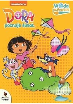 Dora poznaje świat. Wodą malowane