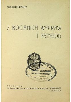 Z bocianich wypraw i przygód 1934 r