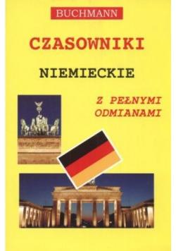 Czasowniki niemieckie z pełnymi odmianami