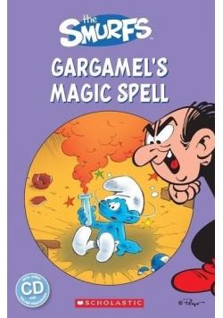 Gargamel's Magic Spell. Reader Level 1 + CD