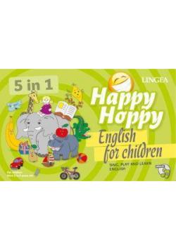 Happy Hoppy Gry i zabawy z angielskim LINGEA