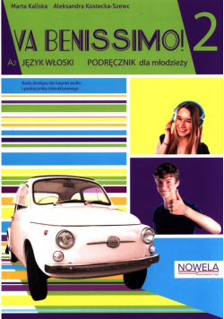 Va Benissimo! 2 Podręcznik