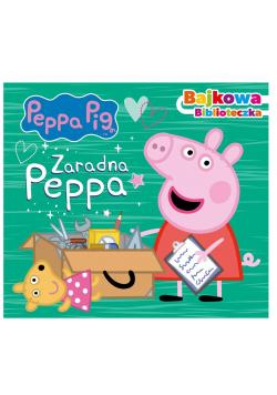 Peppa Pig. Bajkowa biblioteczka. Zaradna Peppa