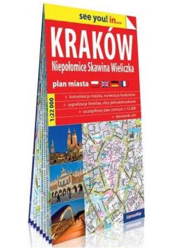Kraków,Niepołomice,Skawina,Wieliczka plan w.2019