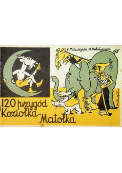 120 przygód Koziołka Matołka