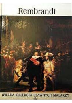 Wielka Kolekcja Sławnych Malarzy Rembrandt