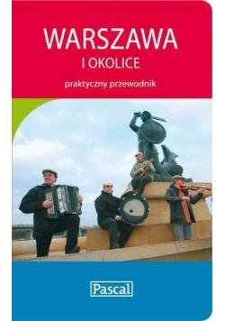 Praktyczny przewodnik - Warszawa i okolice PASCAL