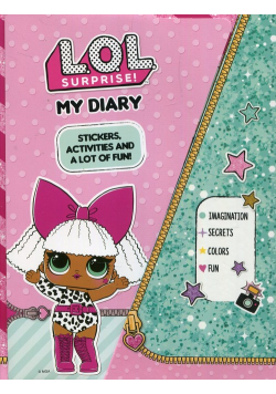 Lol Surprise Sekretny pamiętnik