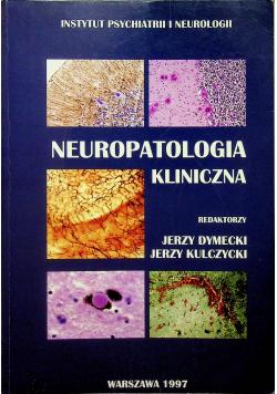 Neuropatologia kliniczna plus Autograf