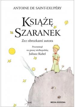 Książę Szaranek - książka + audiobook