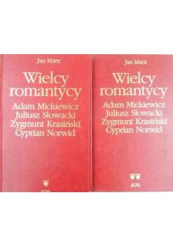 Wielcy romantycy Tom I i II
