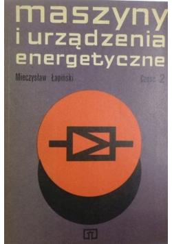 Maszyny i urządzenia energetyczne cześc 2