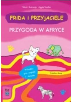 Frida i przyjaciele. Przygoda w Afryce