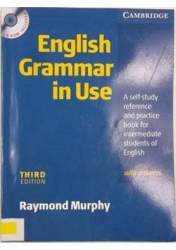 English Grammar in Use z płytą CD