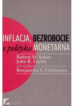 Inflacja bezrobocie a polityka monetarna