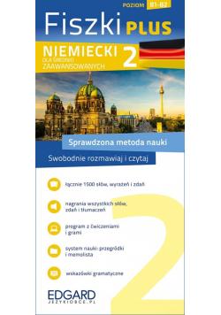 Niemiecki. Fiszki PLUS dla średniozaawansowanych