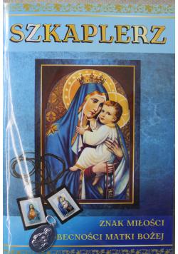 Szkaplerz Znak miłości i obecności Matki Bożej Nowa
