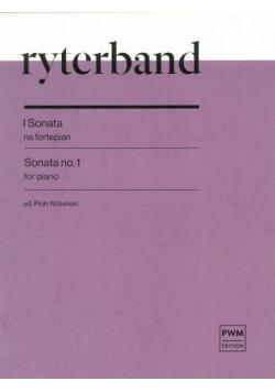 I Sonata na fortepian