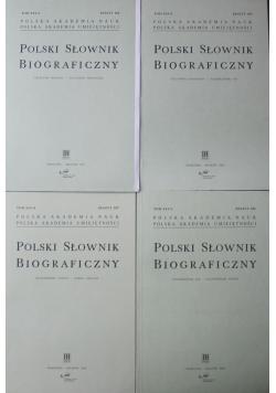 Polski słownik biograficzny Zeszyt od 184 do 187