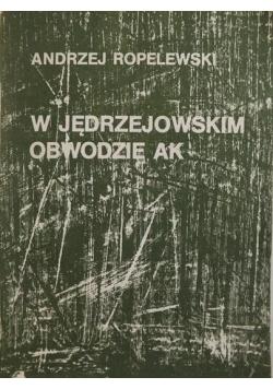 W jędrzejowskim obwodzie AK